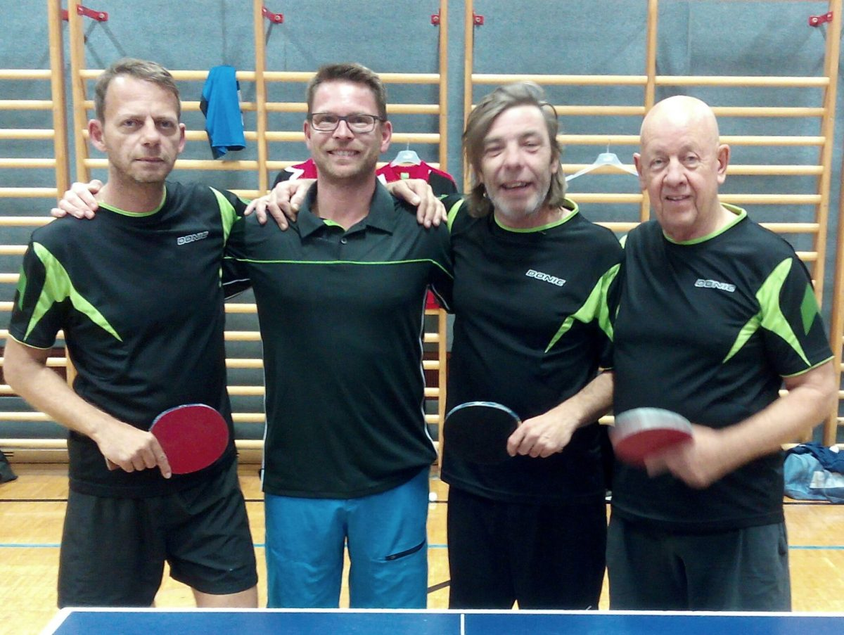 Kufstein 5 , eine neue Mannschaft in der Gebietsklasse Innsbruck/Unterland